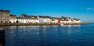 Galway bay. Photograph of the Galway bay , Ireland Stock Photography