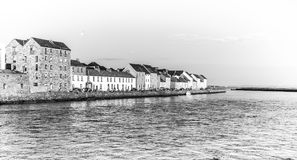 Galway bay. Photograph of the Galway bay , Ireland Stock Image