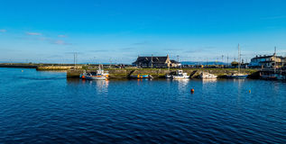 Galway bay. Photograph of the Galway bay , Ireland Royalty Free Stock Photo
