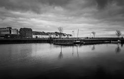 Galway bay. Photograph of the Galway bay , Ireland Royalty Free Stock Images