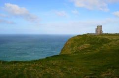 Galway-Bucht und -klippen lizenzfreie stockbilder