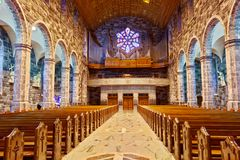 Galway cathedral Royalty Free Stock Images