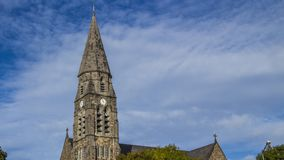 Galway Cathedral. Galway Old Cathedral - East Ireland Stock Photography