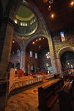 Galway Cathedral, Ireland. Interior of Galway Cathedral, Ireland Royalty Free Stock Photo