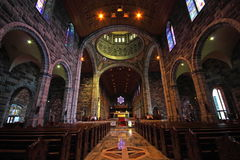 Galway Cathedral, Ireland. Interior of Galway Cathedral, Ireland Stock Photos
