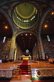 Galway Cathedral, Ireland. Interior of Galway Cathedral, Ireland stock photo