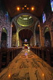 Galway Cathedral, Ireland. Interior of Galway Cathedral, Ireland royalty free stock images