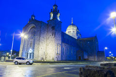Galway cathedral Stock Image