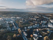Galway City Royalty Free Stock Images