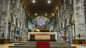 Galway domkyrka Fotografering för Bildbyråer