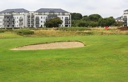 Galway Golf Club in Ireland Stock Photos