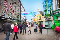 Galway Ierland stock foto