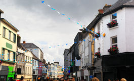 Galway, Ierland Stock Foto's