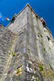 Tower of Dunguaire Castle, Ireland. Royalty Free Stock Images
