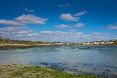 Galway, Irland Stockbild