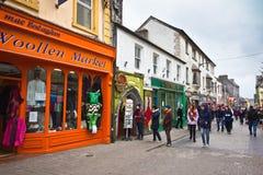 Galway Irlande Images libres de droits