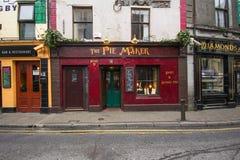 Galway Irlandia fotografia royalty free