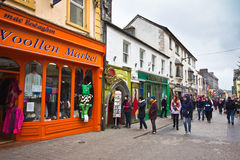 Galway Irlandia obrazy royalty free