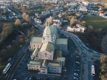 Galway-Kathedrale lizenzfreie stockfotografie