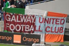 Galway United Immagini Stock Libere da Diritti