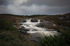 Galway vattenfall 1 Royaltyfria Foton