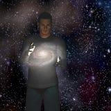 galáxia Fotos de Stock Royalty Free