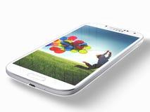 Galáxia S4 de Samsung Fotografia de Stock Royalty Free