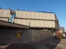 GAM στο Τορίνο Στοκ εικόνα με δικαίωμα ελεύθερης χρήσης