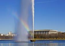 αεριωθούμενο μνημείο μα&gam Στοκ φωτογραφία με δικαίωμα ελεύθερης χρήσης