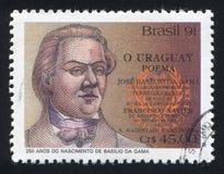Gama Хосе Basilio da стоковые фото