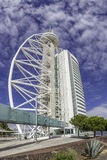 gama DA πύργος Vasco Στοκ Φωτογραφίες