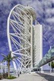 gama DA πύργος Vasco στοκ εικόνα