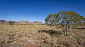 Gama de Cockburn, estación del EL Questro, Kimberley Region, Australia occidental fotos de archivo libres de regalías