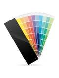Gama de colores 2 Fotos de archivo