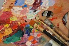 Gama de colores Foto de archivo libre de regalías
