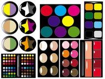 Gama de colores Imágenes de archivo libres de regalías