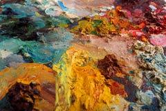 Gama de colores imagen de archivo libre de regalías