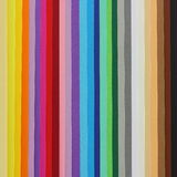 Gama de colores de color de papel Fotografía de archivo libre de regalías