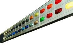 Gama de colores del color. Fotografía de archivo libre de regalías