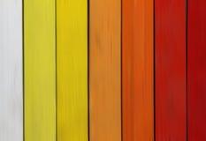 Gama del color - detalle de los pasteles coloreados - borrosa Fotos de archivo libres de regalías