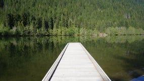 Gama del norte de Moutain de la cascada, Washington State, los E.E.U.U. Imagen de archivo libre de regalías