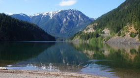 Gama del norte de Moutain de la cascada, Washington State, los E.E.U.U. Imágenes de archivo libres de regalías
