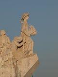 Gama van Vasco DA en het monument van Ontdekkingen Royalty-vrije Stock Foto