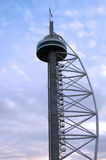 Gama van Vasco DA toren Stock Foto's