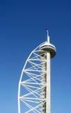 Gama van Vasco toren Stock Foto's