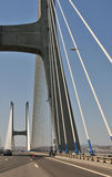 gama Vasco DA γεφυρών στοκ εικόνες με δικαίωμα ελεύθερης χρήσης