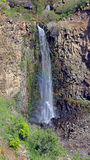 Gamal vattenfall Arkivfoto