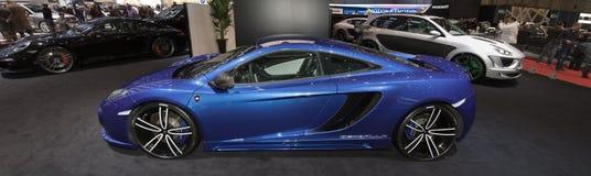 Gamballa GT - Salone dell'automobile di Ginevra 2012 Immagine Stock Libera da Diritti