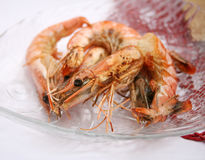 Gambas Royalty Free Stock Photos
