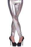 Gambe della donna Immagine Stock